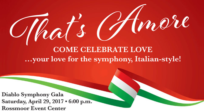 That's Amore – Annual Gala