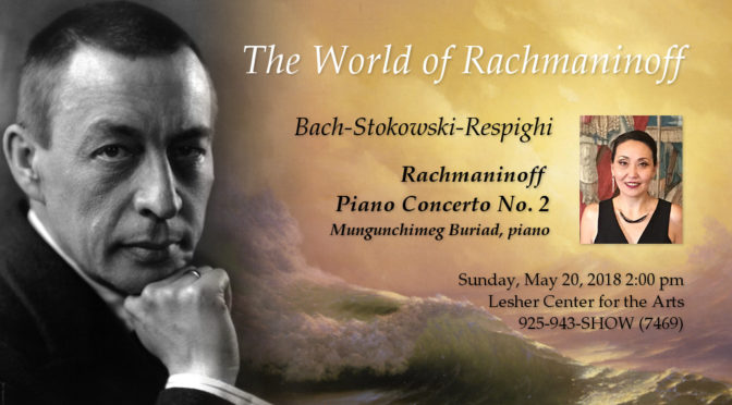 The World of Rachmaninoff