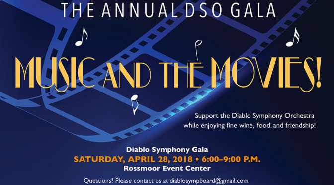 Music and the Movies – Annual Gala