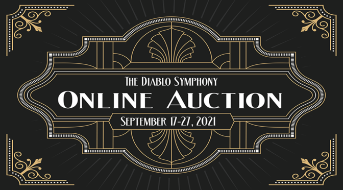 DSO Online Fundraiser Auction: Sep. 19-26