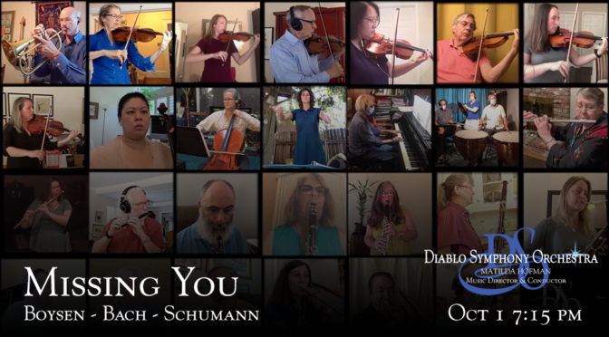 Missing You – DSO Digital Premiere
