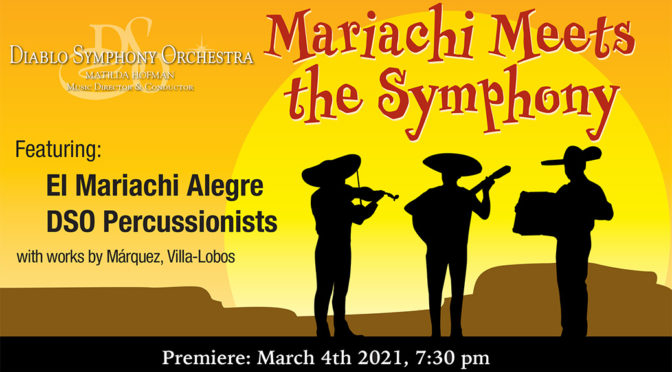 Mariachi Meets the Orchestra – DSO Digital Premiere