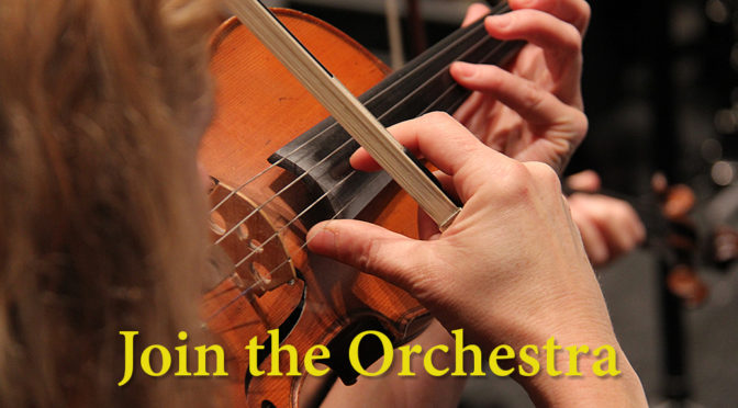 Join the Orchestra