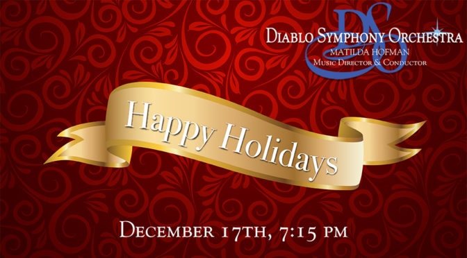 Holiday 2020 – DSO Digital Premiere