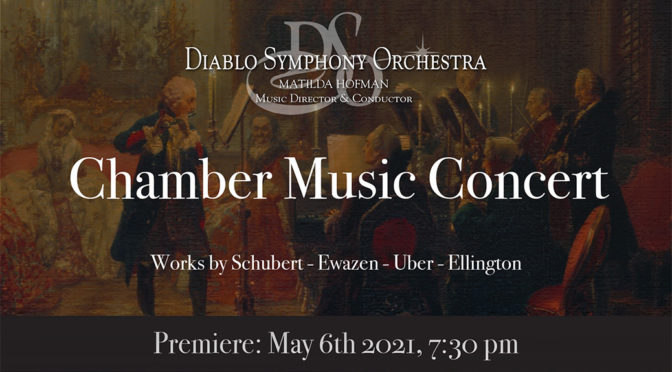 Chamber Music Concert – DSO Digital Premiere